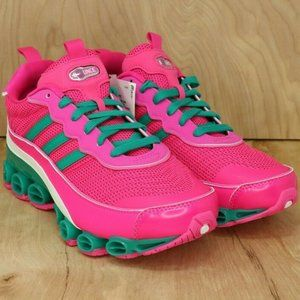 Adidas Originals Microbounce T1 Shock Pink Wmns